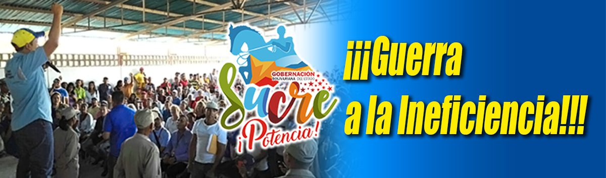Gobernación Bolivariana del estado Sucre
