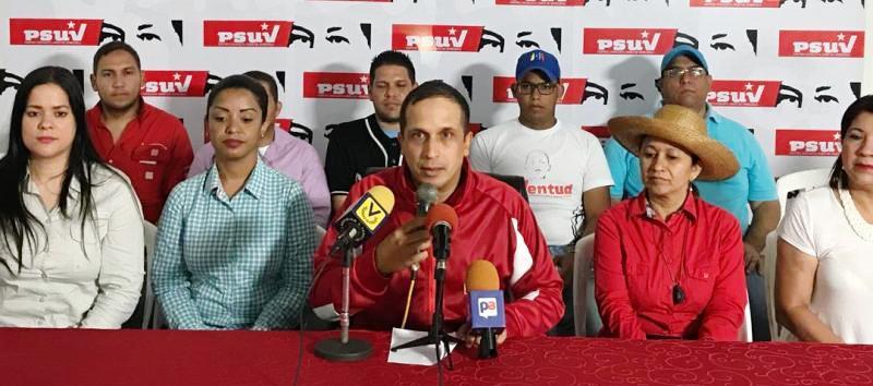 Partido Socialista Unido de Venezuela activará agenda de movilización en defensa de la independencia de Venezuela.