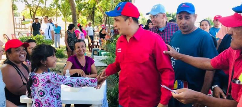 Sucre cumplió con las elecciones municipales 2018.