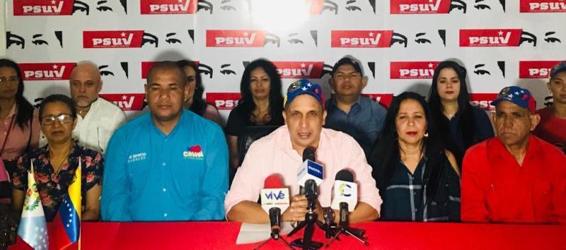 Psuv Sucre ratificó su lealtad al presidente Nicolás Maduro.
