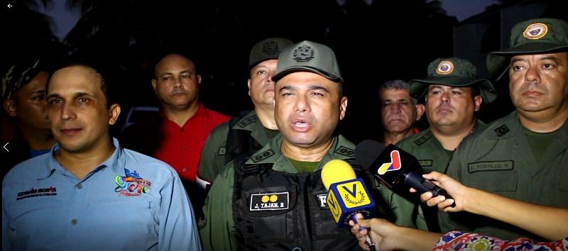 Desplegado el Órgano de Defensa Integral en Sucre