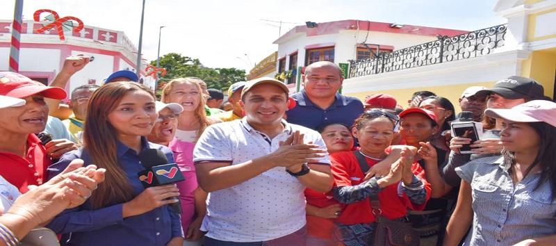 Sucre respalda al presidente Nicolás Maduro en solidaridad con Bolivia