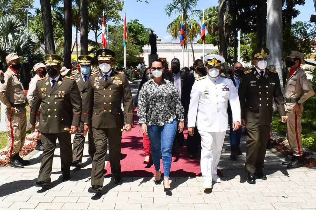 Pueblo de Sucre celebra los 210 años de la Firma del Acta de la Independencia de Venezuela  (+FOTOS)